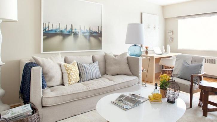 Sofa Nyaman Yang Empuk