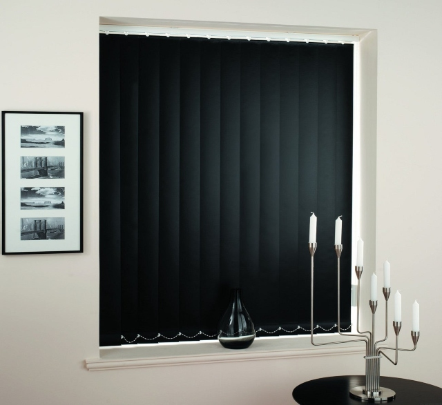 Vertical Blind Solar Screen